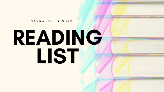 Narrative Design Reading List Header