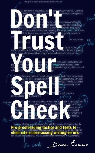 Cover of the book Don't Trust Your Spell Check.