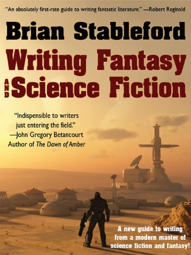 Cover of Writing Fantasy and Science Fiction.