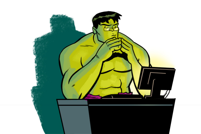 Image of Film Crit Hulk's Avatar.